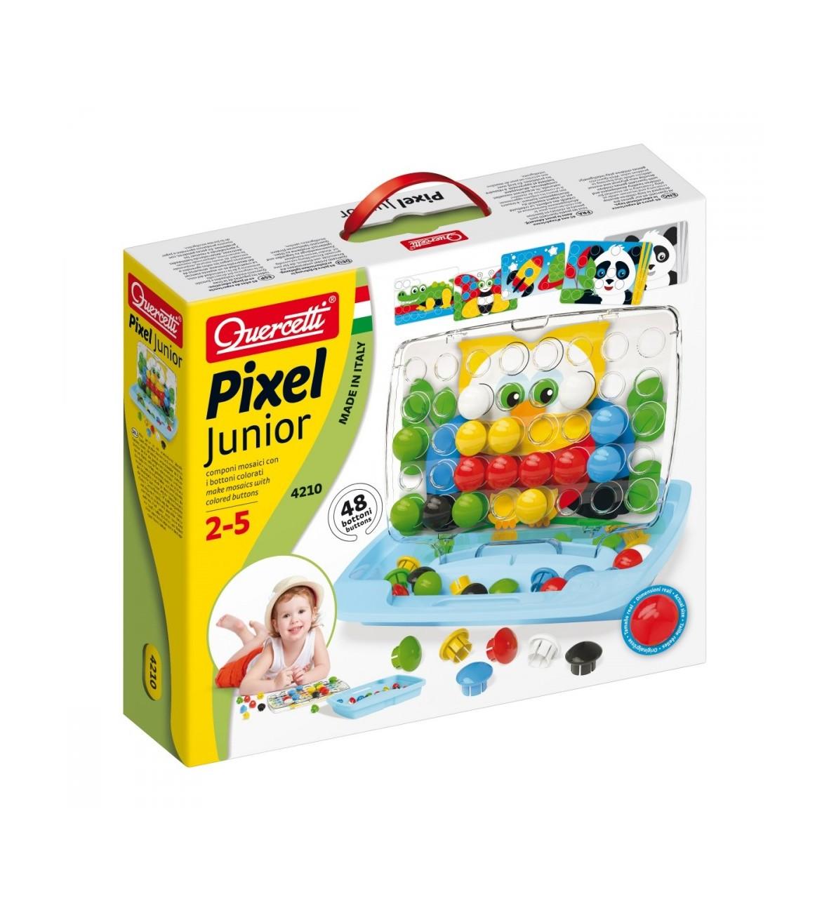 Mozaika Pixel Junior 48 elementów