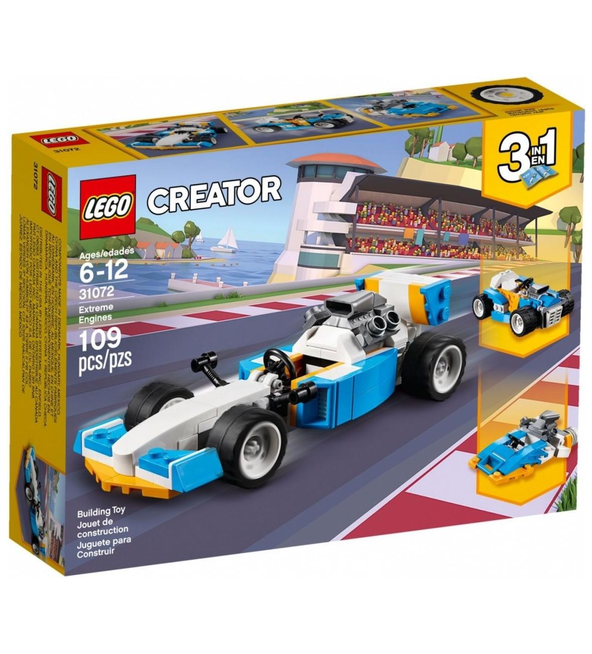 Klocki Lego Creator Potężne silniki