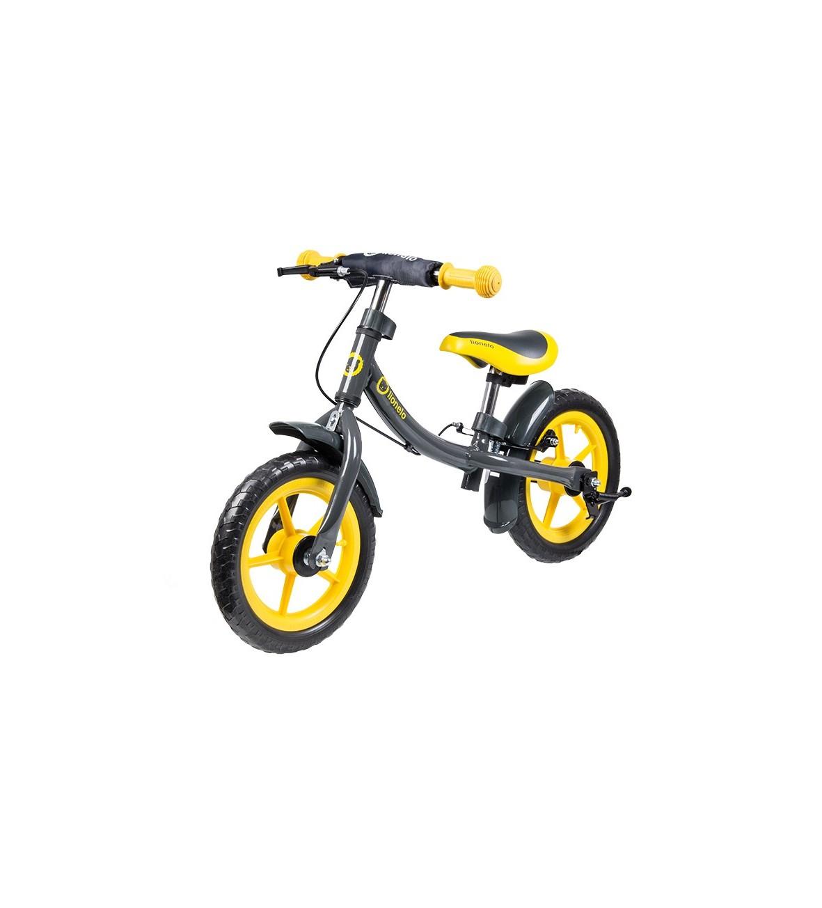 Rowerek biegowy Dan Plus Yellow