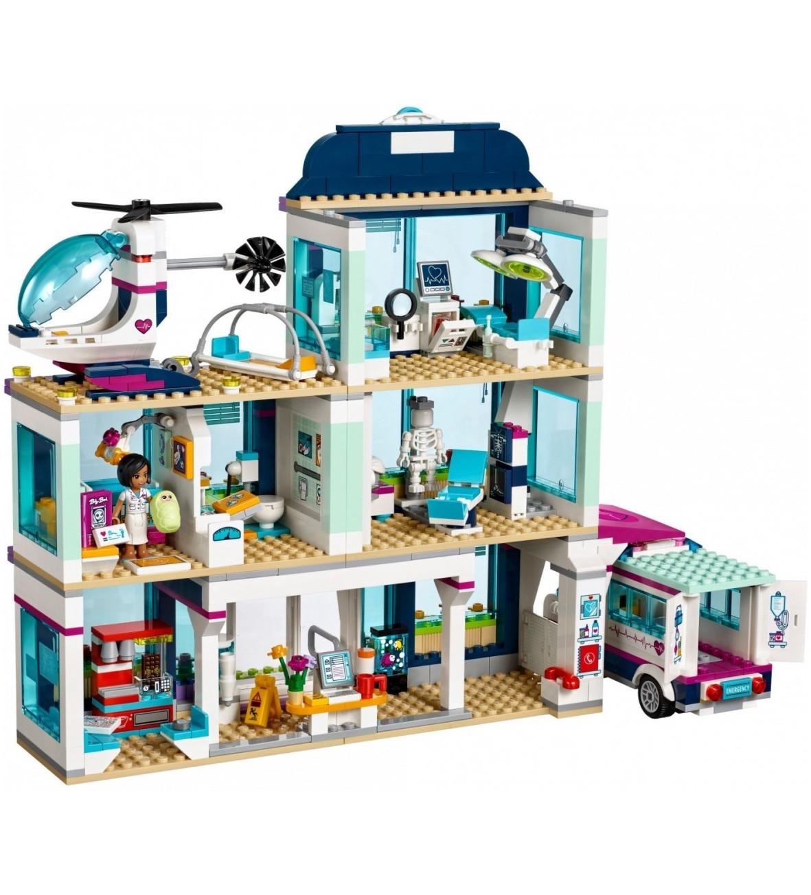 Klocki Lego Friends Szpital w Heartlake