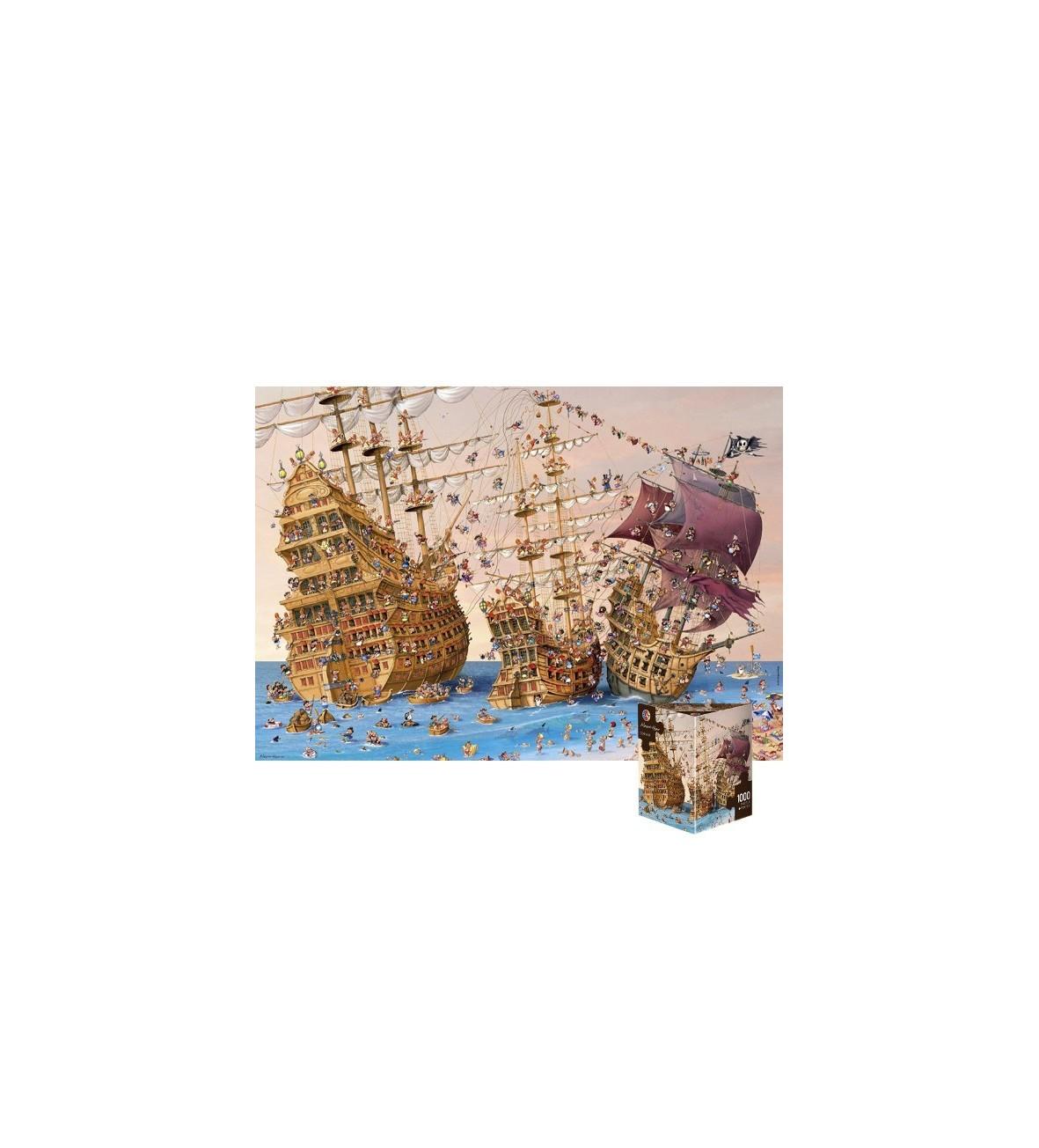 Puzzle Corsair, Ruyer