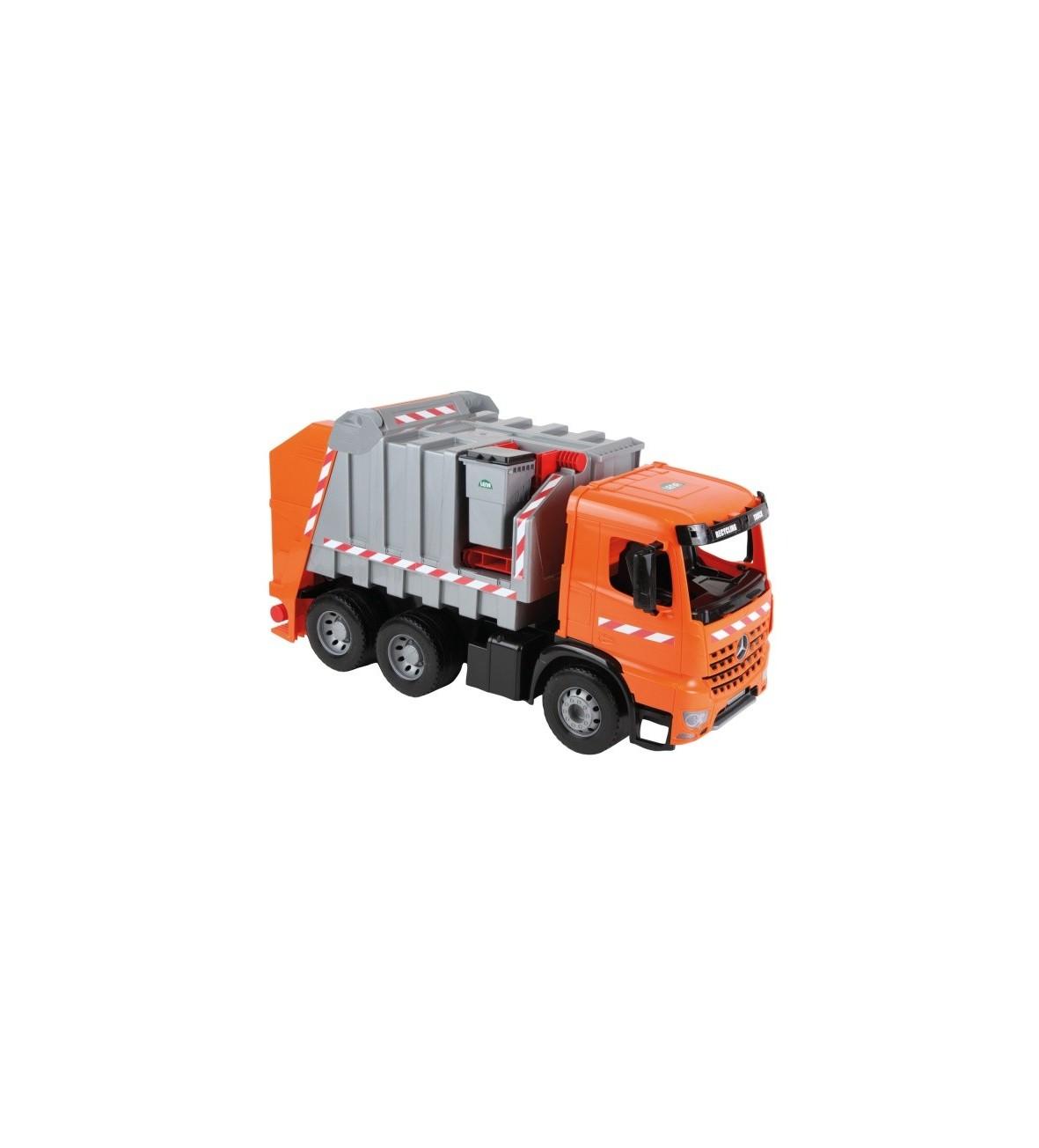 Śmieciarka Aroc z naklejkami 74 cm
