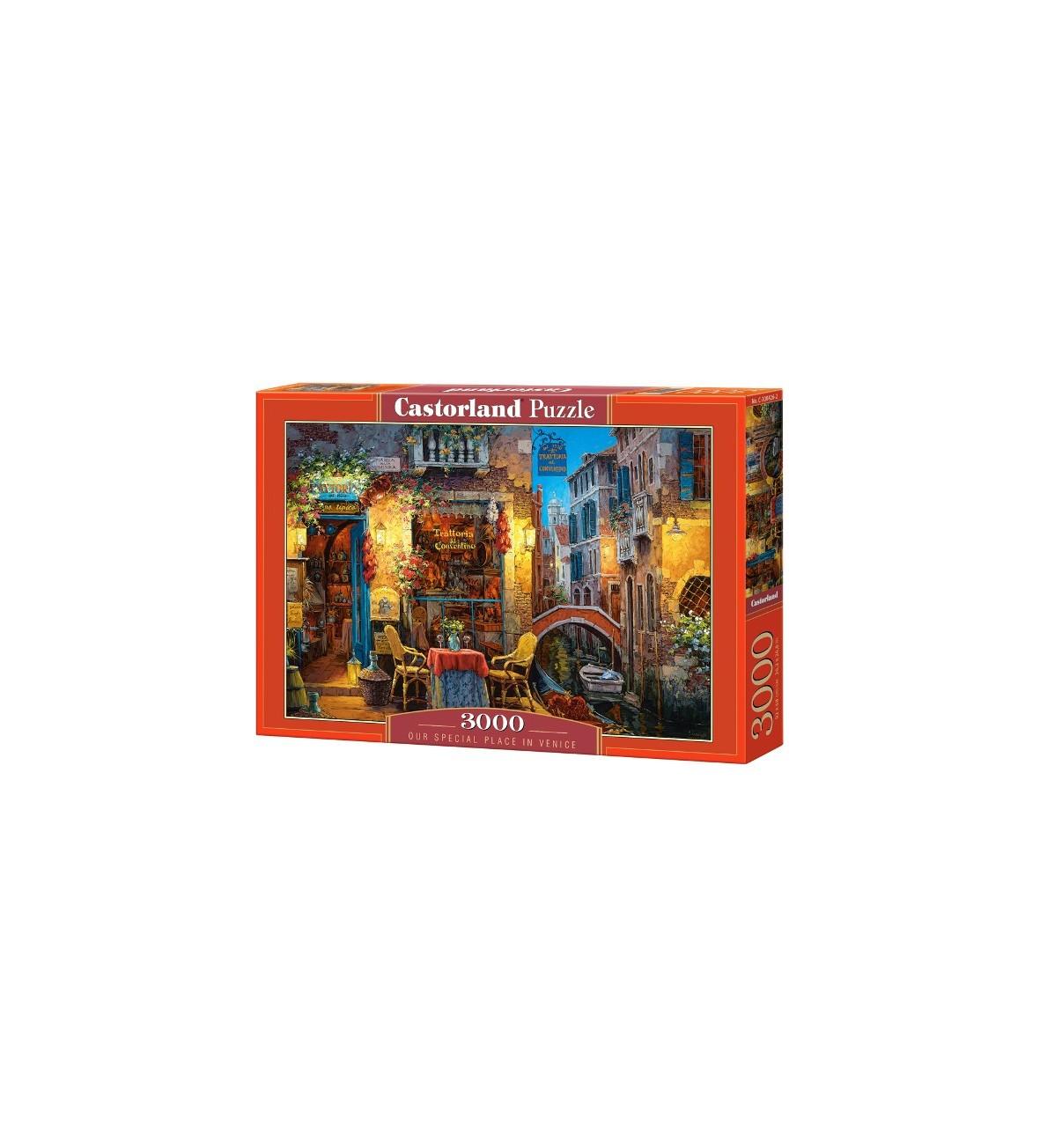 Puzzle 3000 EL. Wyjątkow e miejscew Wenecji