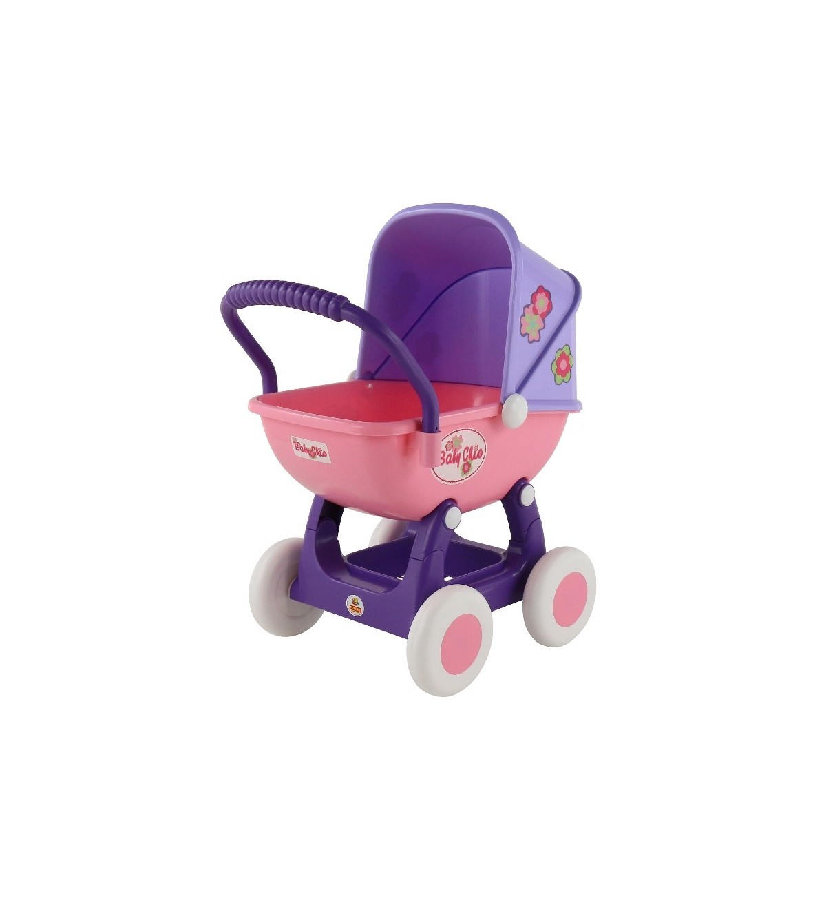 Wózek dla lalek Arina 4-kolowy