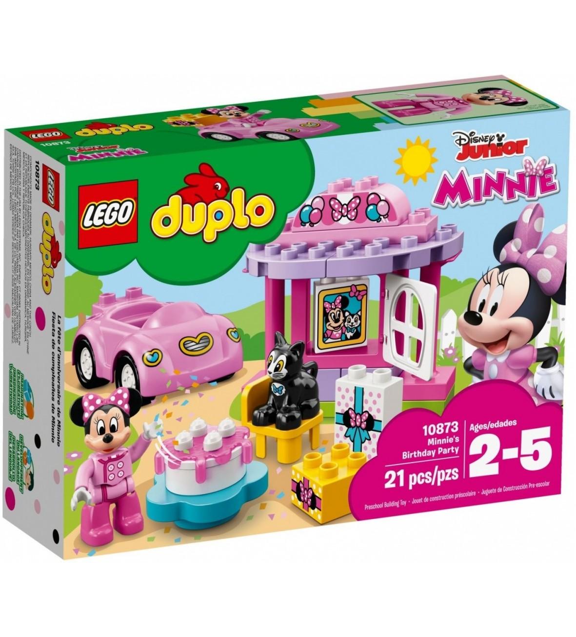Klocki DUPLO Disney Przyjęcie urodzinowe Minnie