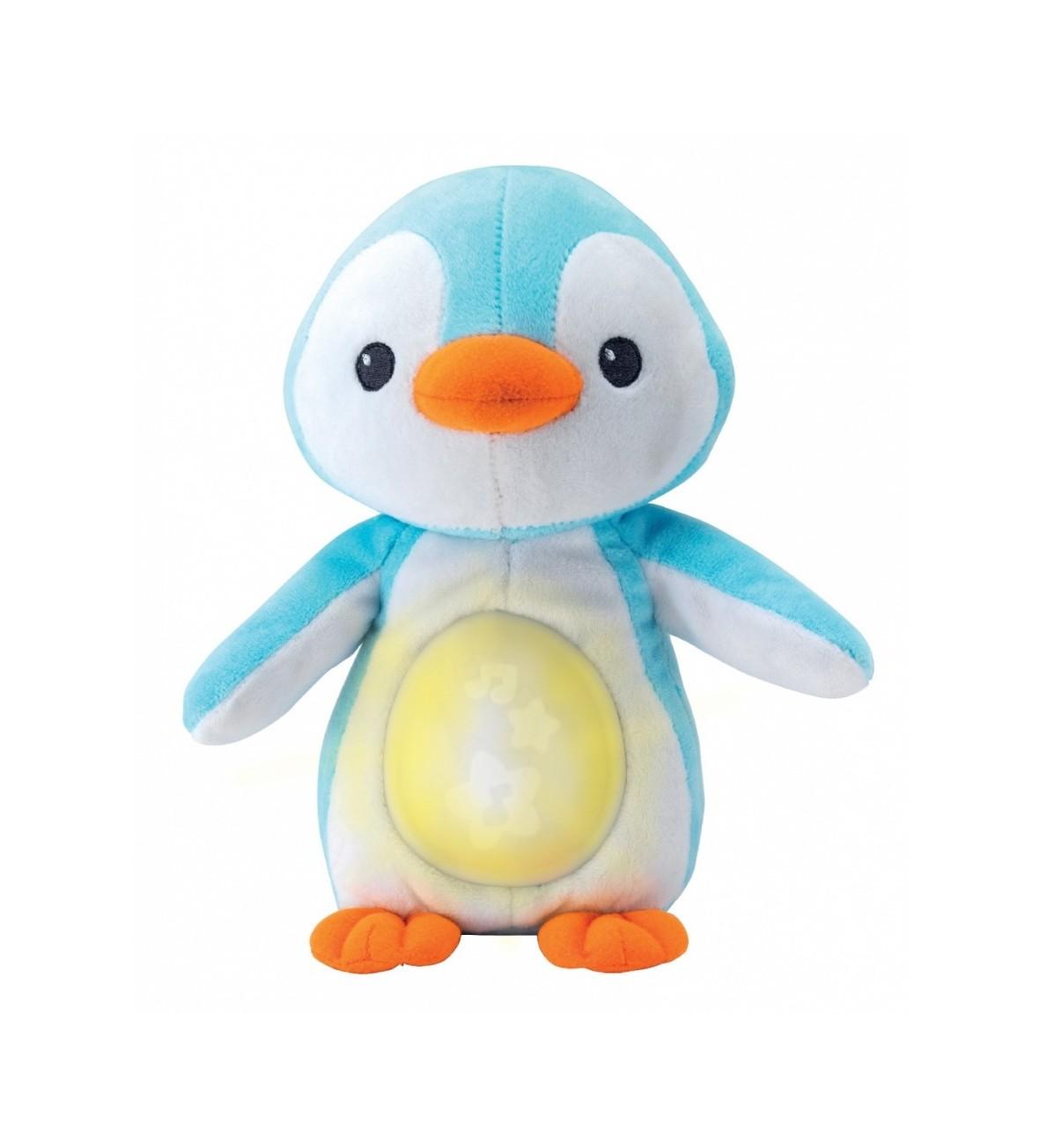 Mały śpioszek pingwin
