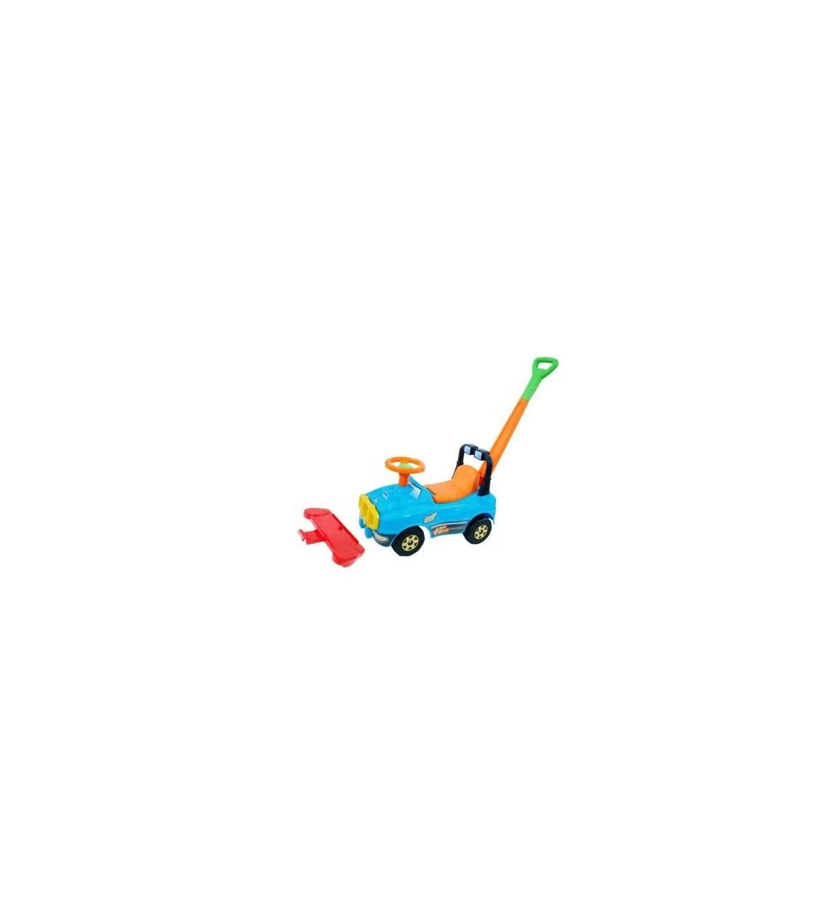 Auto Jeep jeździk z rączką
