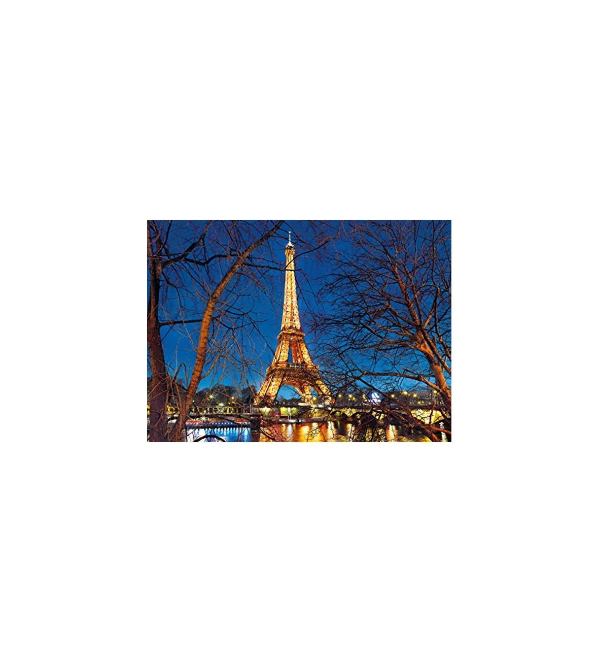 Puzzle 2000 EL. Paryż