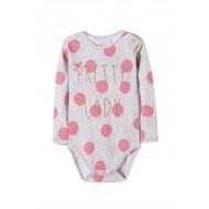 Body niemowlęce długi rękaw 5T3307