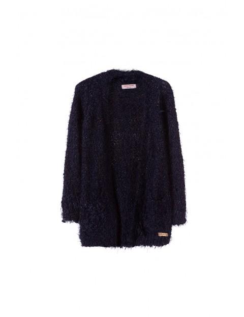 Sweter dziewczęcy 4C3305