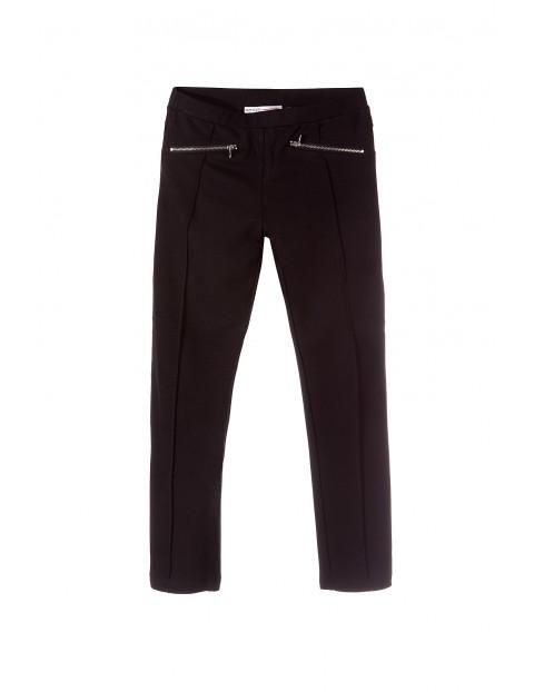 Spodnie dziewczęce 4M35A5