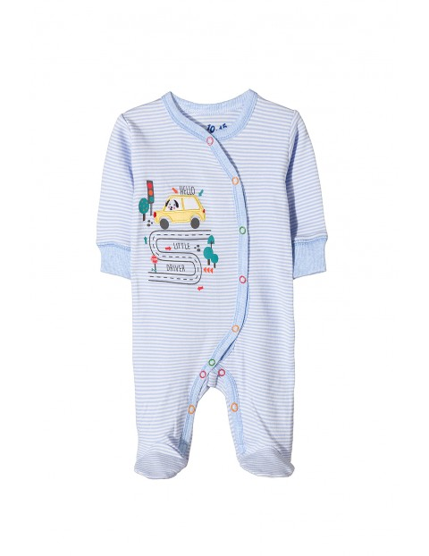 Pajac niemowlęcy 100% bawełna