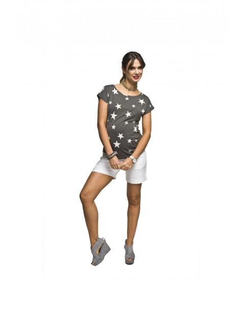 T-shirt ciążowy 5O32EW