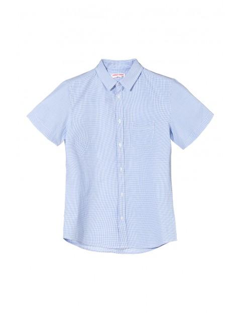 Koszula chłopięca krótki rękaw 2J3413