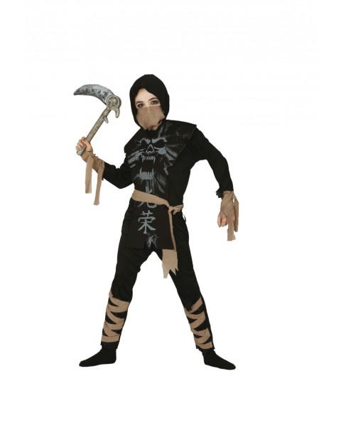 Strój Karnawałowy Ninja 3-9 lat