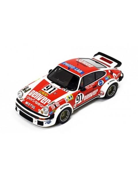 IXO Porsche 934 #91 24h Le Mans 1980