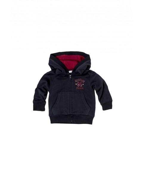 Bluza niemowlęca dresowa 5F33A2