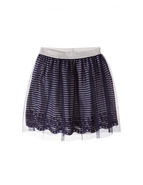 Elegancka spódnica dla dziewczynki