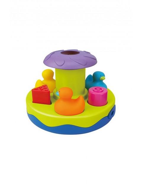 Zabawka kąpielowa dla dziecka Karuzela 12msc+
