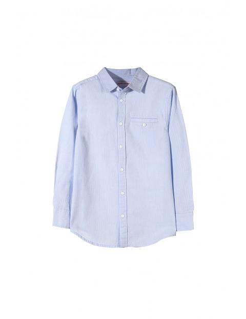 Koszula chłopięca 100% bawełna 2J3405