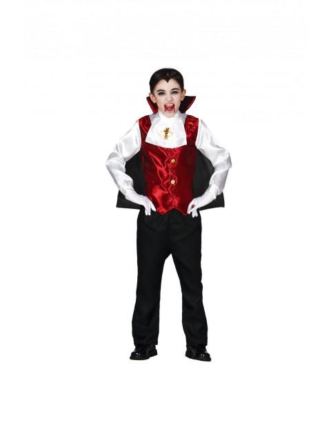 Strój karnawałowy Drakula 10-12 2Y34AC