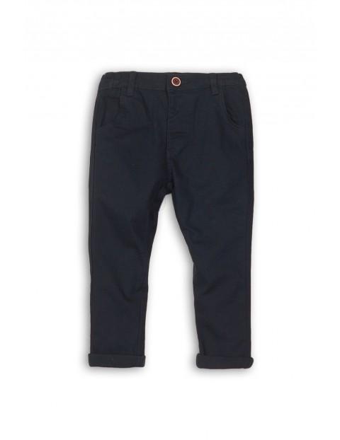 Spodnie chłopięce chinosy 1L35AN