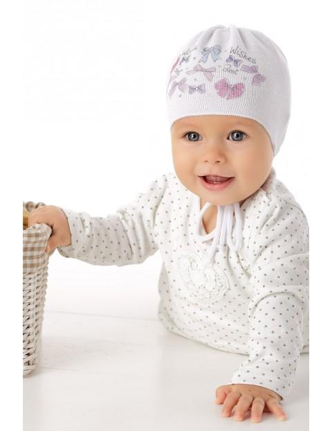 Czapka niemowlęca 5X32AY