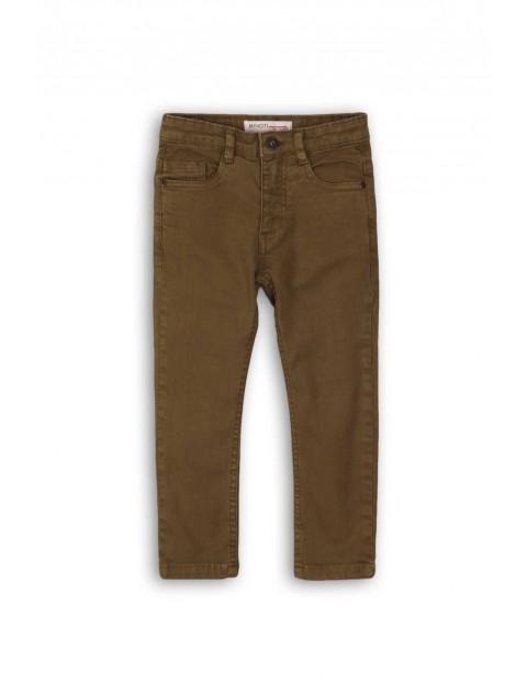Spodnie chłopięce długie