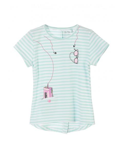 T-shirt dziewczęcy 3I3201