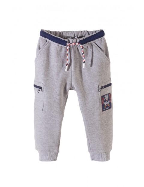 Spodnie dresowe chłopięce 1M3305