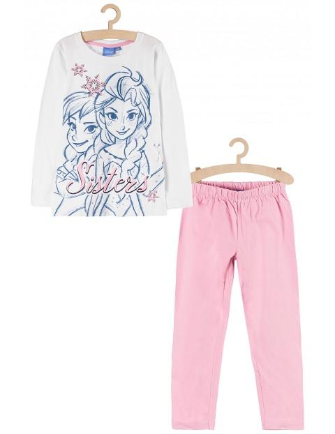 Piżama dziewczęca Kraina Lodu Frozen