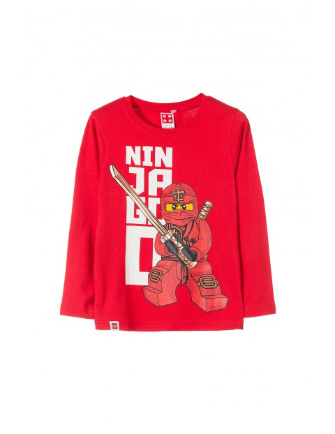 Bluzka chłopięca Lego Ninjago 1H3552