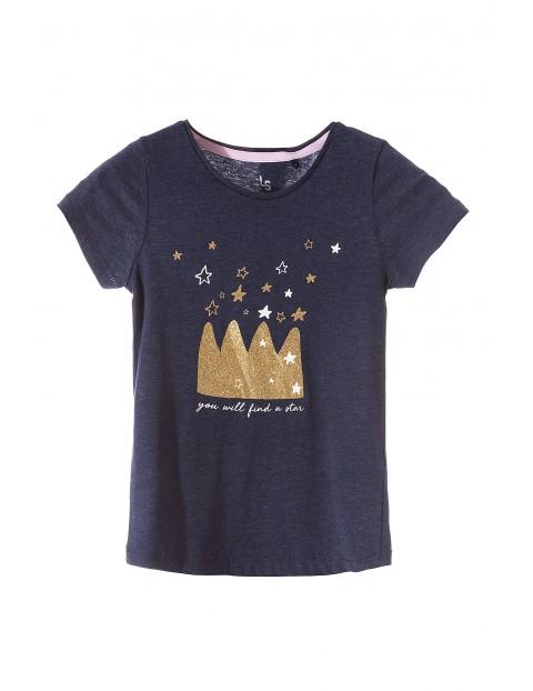 T-shirt dla dziewczynki 4I3516