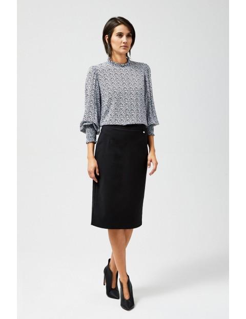 Klasyczna spódnica damska- czarna