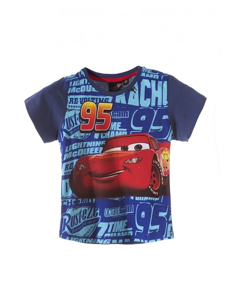 T-shirt chłopięcy Auta 1I34ES