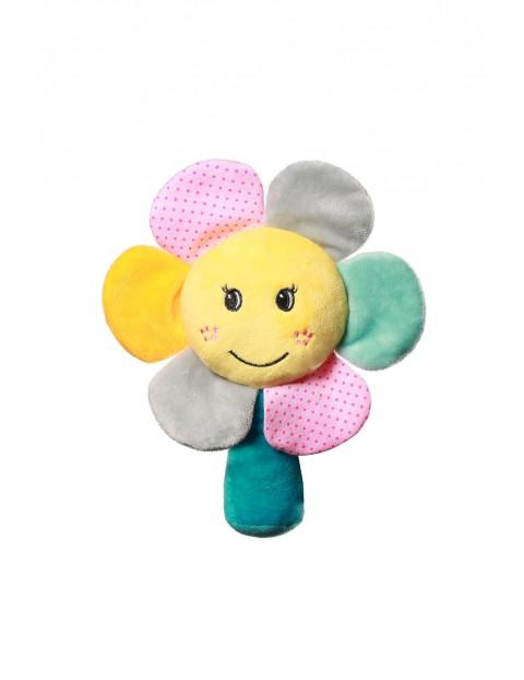 Grzechotka dla niemowląt Tęczowy Kwiatek