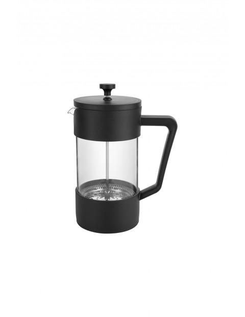 Zaparzacz do kawy i herbaty czarny1litr