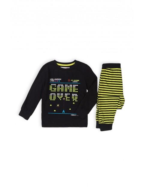 Piżama chłopięca Game Over