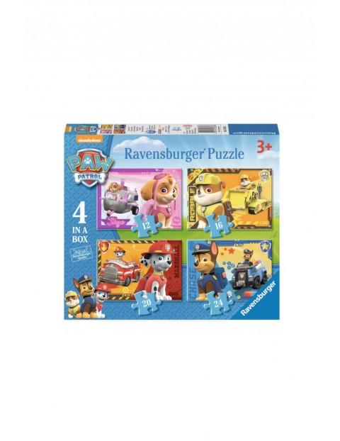 Puzzle Psi Patrol 4w1
