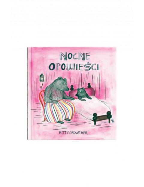 """Książka dla dzieci """"Nocne opowieści"""""""