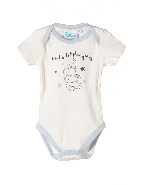 Body niemowlęce Dumbo 100% bawełna