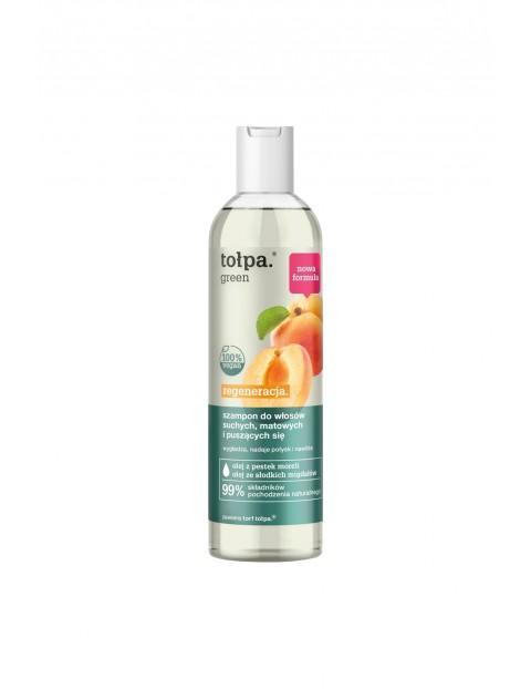 Tołpa szampon do włosów suchych, matowych i puszących się Tołpa 300 ml