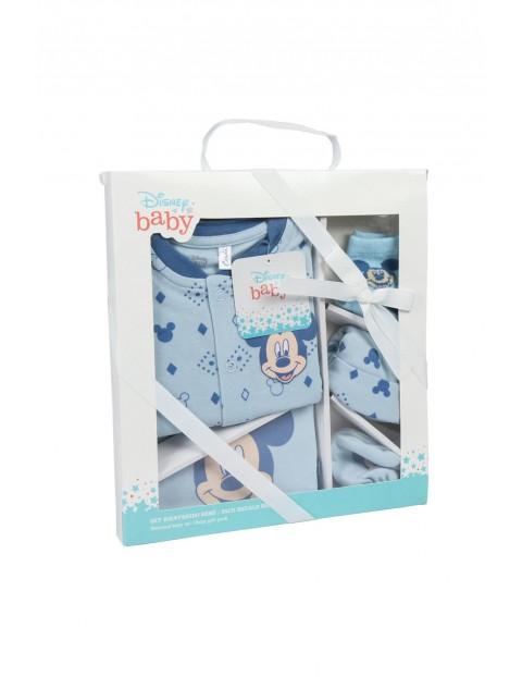 Komplet niemowlęcy pajac i akcesoria Myszka MIki rozmiar 62