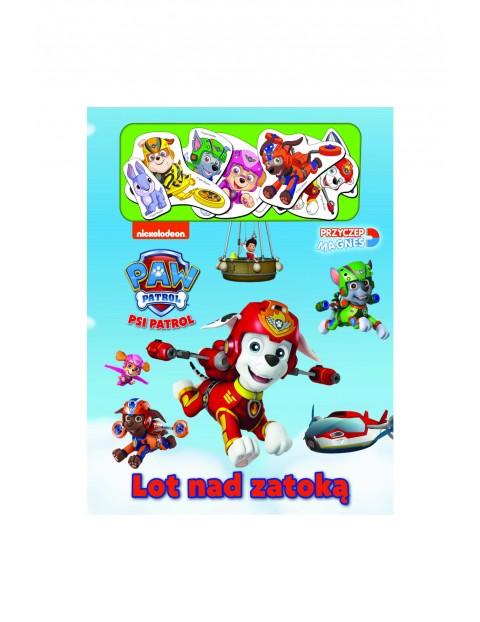 Książka dziecięca - Psi Patrol. Przyczep magnes! 2 Lot nad zatoką