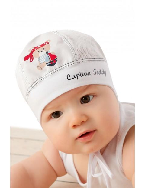 Czapka niemowlęca                 5X32BB