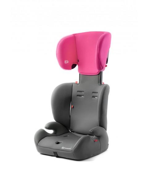 Fotelik samochodowy Concept różowy