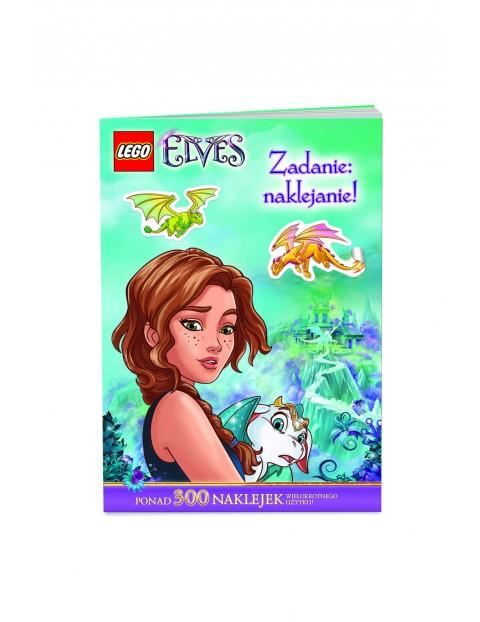 Książka Lego Elves 3Y31BJ