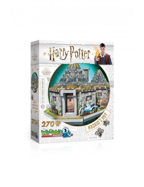 Wrebbit 3D puzzle CHATKA HAGRIDA - 270 elementów