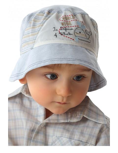 Kapelusz niemowlęcy 100% bawełna 5X34CW