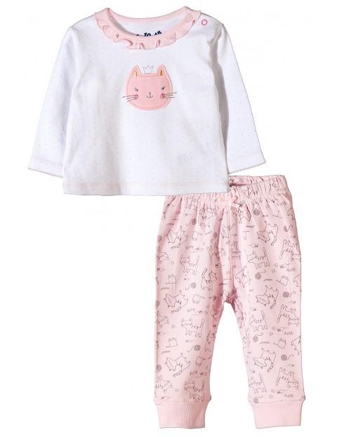 Pidżama niemowlęca 100% bawełna 5W3506